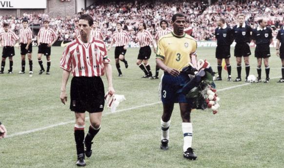 Históricos de San Mamés VIII: Athletic - Brasil, la fiesta del centenario