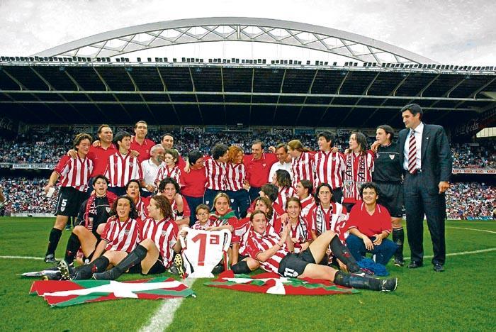 Históricos de San Mamés X: Athletic - Hispalis, primera Superliga