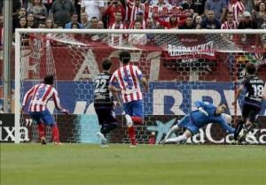 Atlético de Madrid 2 - 1 Real Valladolid: puntuaciones del Real Valladolid, Jornada 5
