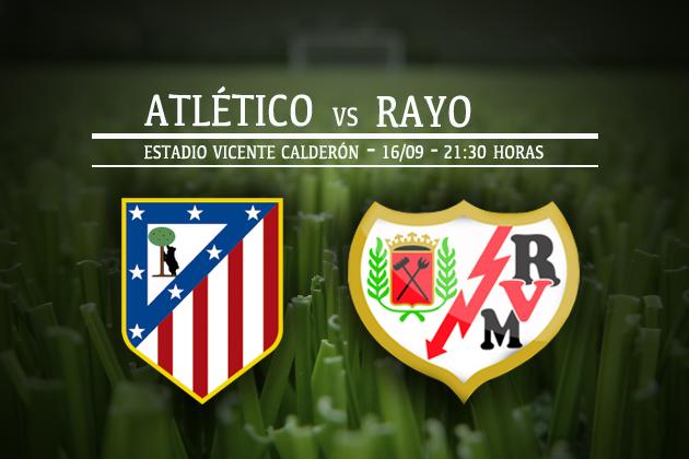 Atlético de Madrid - Rayo Vallecano: los Supercampeones vuelven al Calderón