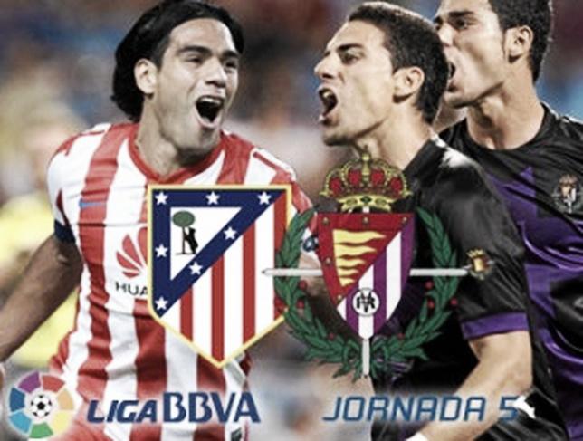 Atlético de Madrid - Real Valladolid: una victoria para dedicar a la afición