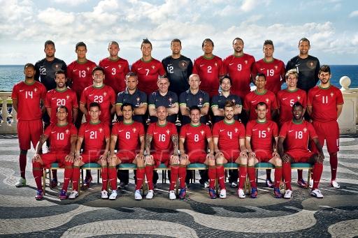 """Selección Nacional de Portugal """"en venta"""""""