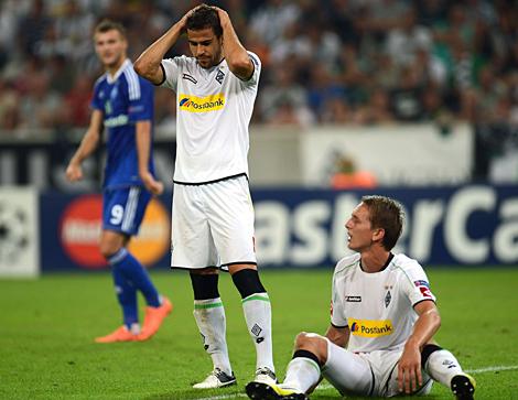 El Borussia Mönchengladbach recibe un duro revés
