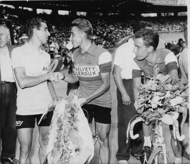 54 años de la primera gran gesta española en el Tour de Francia