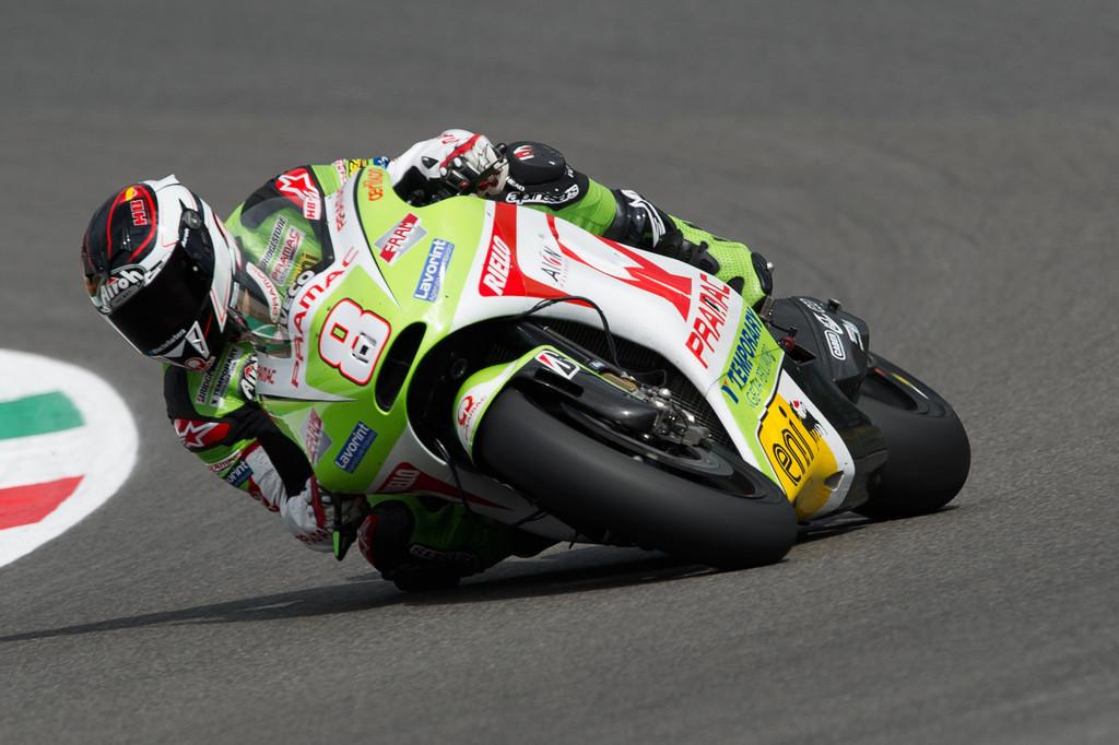 "Barberá: ""Mi futuro estará en MotoGP"""