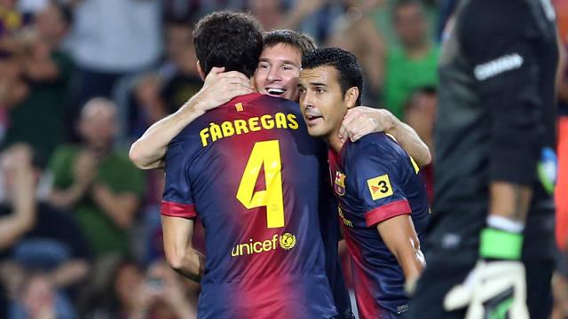 Rayo Vallecano - FC Barcelona: puntuaciones FC Barcelona, jornada 9