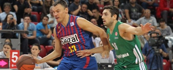 El Barcelona Regal, campeón del Torneo de Sofía tras vencer al Panathinaikos (85-80)