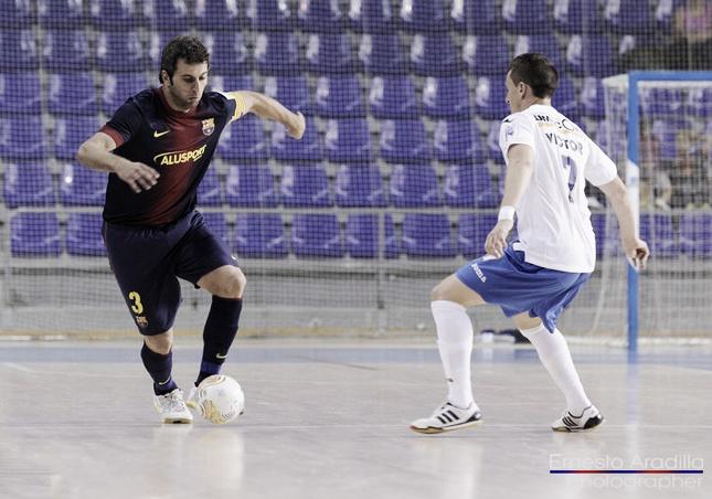Umacón Zaragoza - FC Barcelona Alusport: duelo con cuentas pendientes