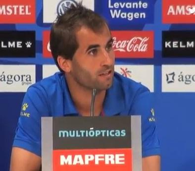 Martins, Rubén y Barkero dan su visión del Levante - Real Sociedad