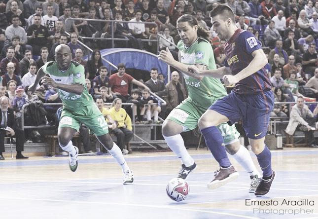 (VIERNES POR LA MAÑANA) FC Barcelona Alusport - Inter Movistar: las estrellas salen a escena