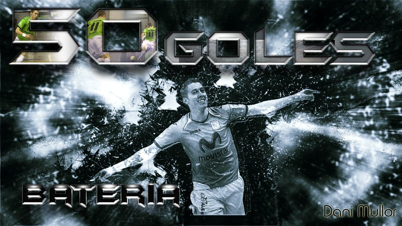 Bateria, 50 goles con Inter Movistar