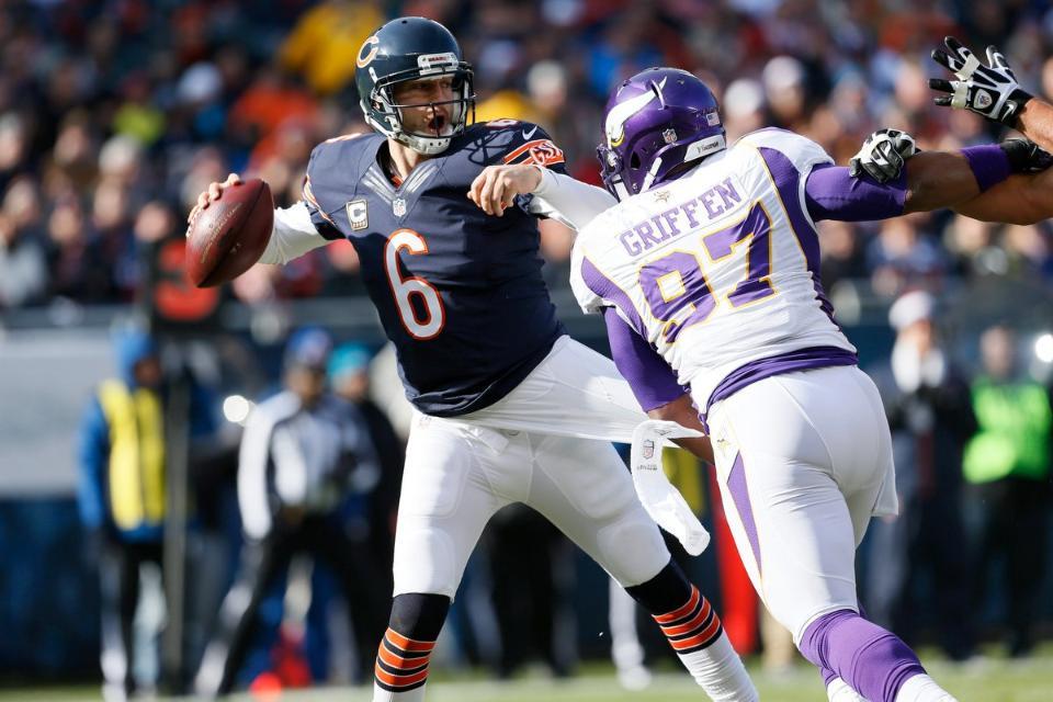 Con Jay Cutler los Bears son otra historia