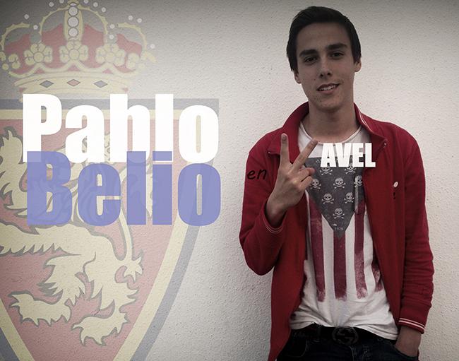 División de Honor Juvenil: Pablo Belio