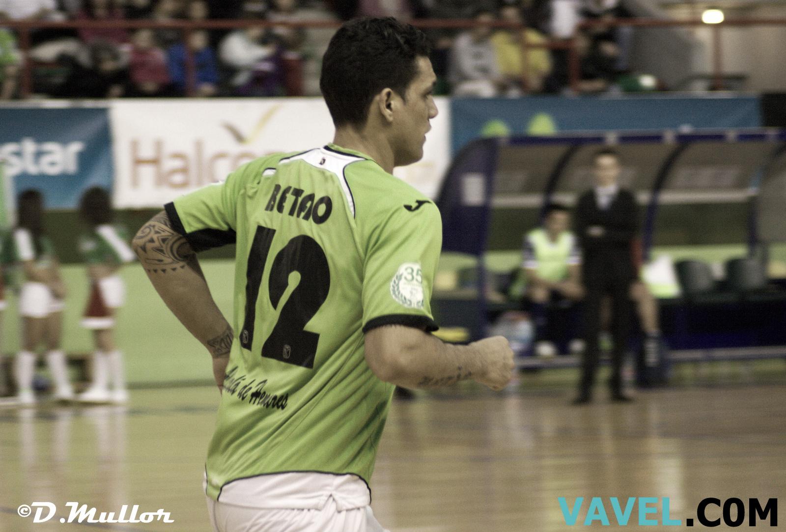 Inter golea a Ríos Renovables en la despedida de Betao