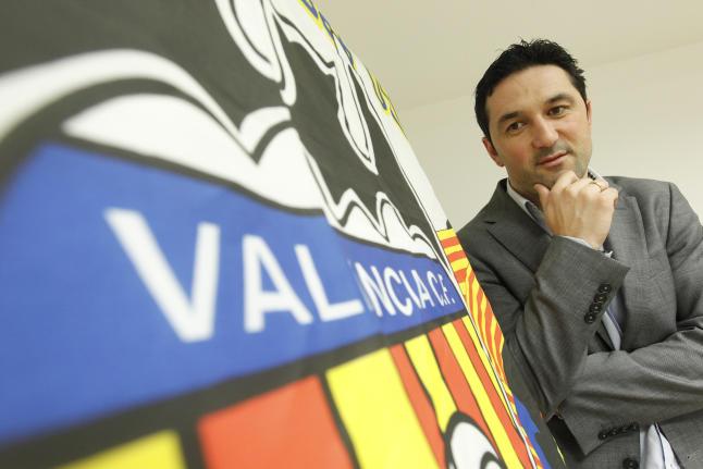 Cásting para el delantero centro en el Valencia