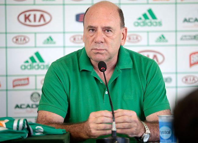 Brunoro afirma que Palmeiras pode dispensar jogadores antes da Série B