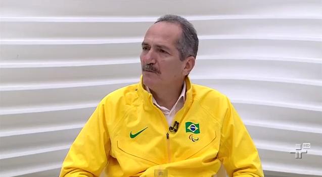 Em programa de TV, Aldo Rebelo não explica os problemas do esporte nacional e vira motivo de piada