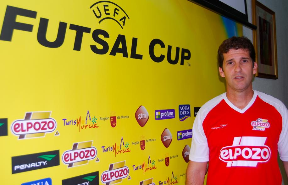 UEFA Futsal Cup: comienza el espectáculo en Murcia
