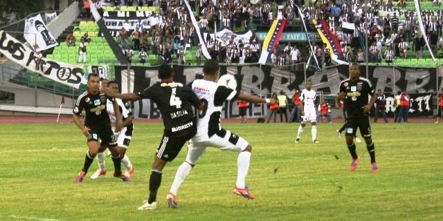 Jesús 'Chiki' Meza le regala los primeros tres puntos al Caracas FC