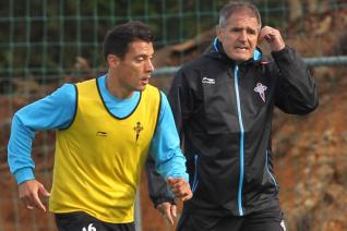 """Carlos Bellvís: """"El Atlético va a apretarnos mucho"""""""