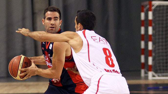 Un brillante CAI Zaragoza se lleva la primera victoria ante el Baskonia (88-75)