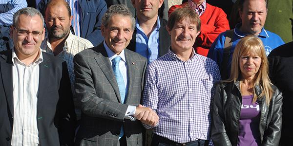 Renovación del acuerdo entre AFAVI y el Celta