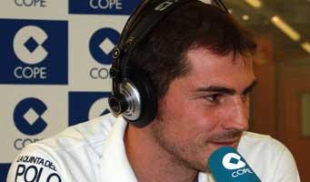 """Casillas: """"El 2-2 puede ser hasta bueno por  el golaveraje"""""""