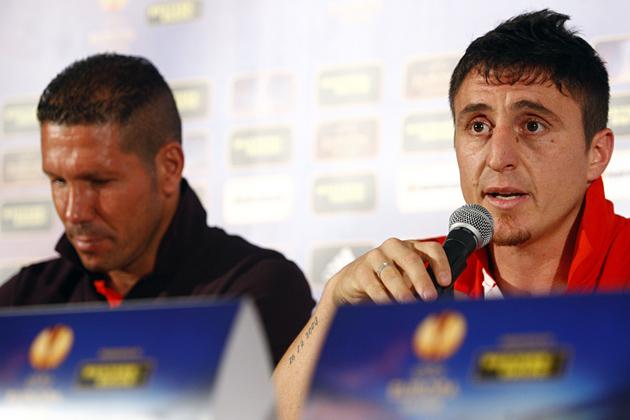 """Cebolla Rodríguez: """"Tenemos un plantel profundo, nuestro objetivo es la victoria"""""""