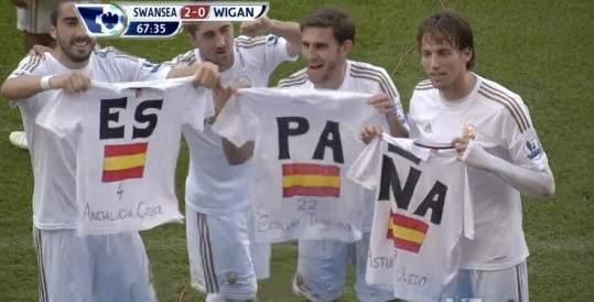 """El """"Spanish Swansea"""" logra la victoria frente al Wigan"""