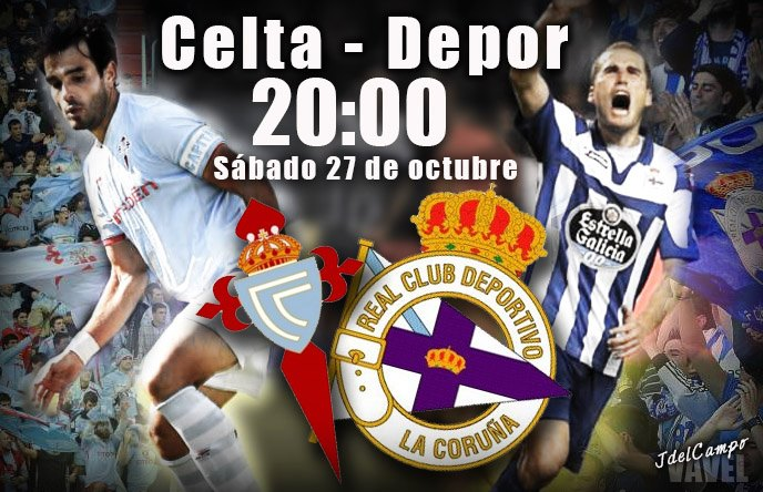 Celta - Deportivo: un derbi de primera