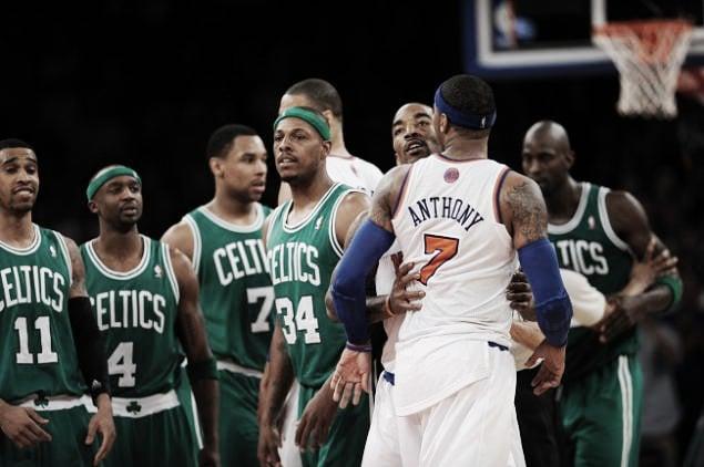 New York Knicks - Boston Celtics: rivalidad histórica en primera ronda