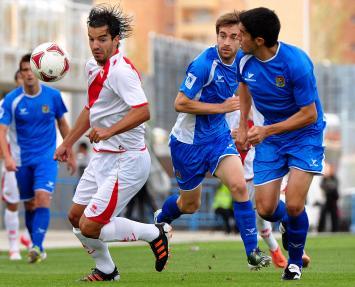 RSD Alcalá - Rayo Vallecano 'B': un duelo por la victoria