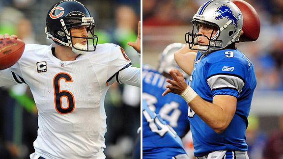 Monday Night Football: Bears-Lions, así lo vivimos