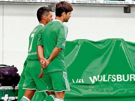 Felix Magath duda de Diego