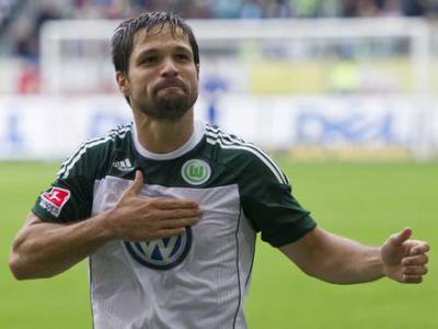 Diego y Magath firman la paz por el bien del Wolfsburg