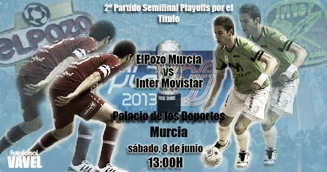 ElPozo Murcia - Inter Movistar: final anticipada