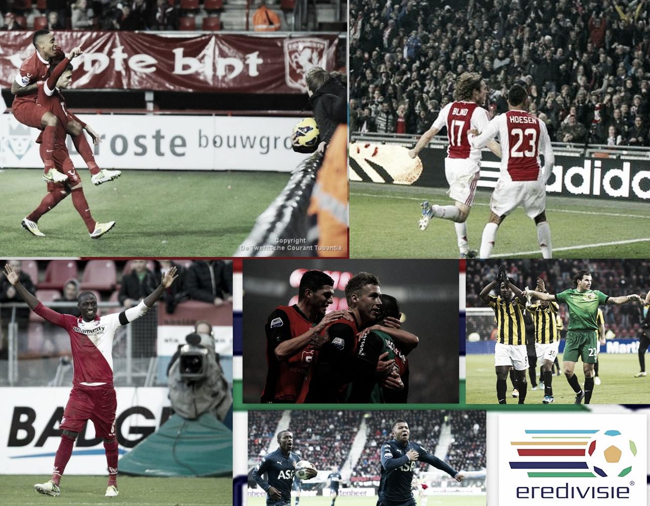 Previa Jornada 16 de la Eredivisie: el podio y el liderato amenazan con cambiar de dueños