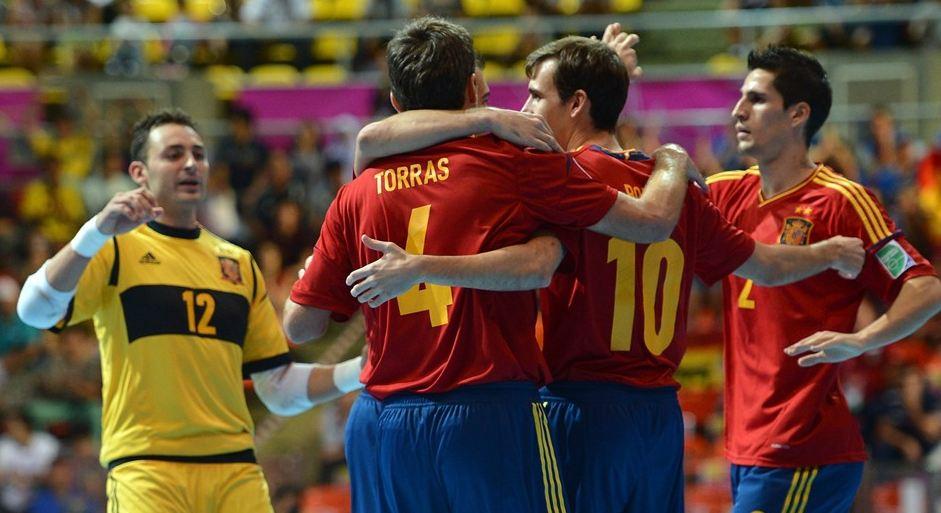 España luchará por la tercera estrella