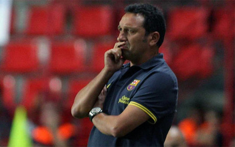 """Eusebio: """"Los desajustes defensivos nos costaron muy caros"""""""