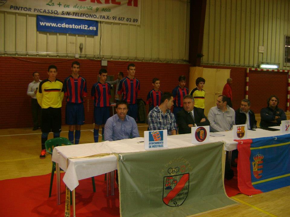 El fútbol sala madrileño, la otra cantera del FC Barcelona