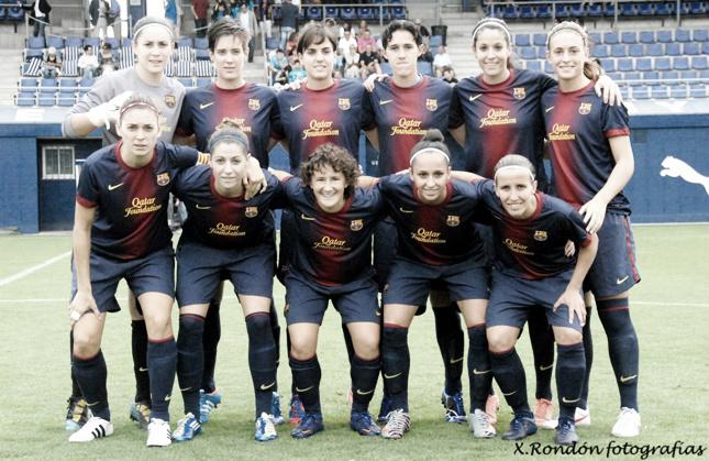 FC Barcelona - Arsenal Ladies: arranca el sueño blaugrana