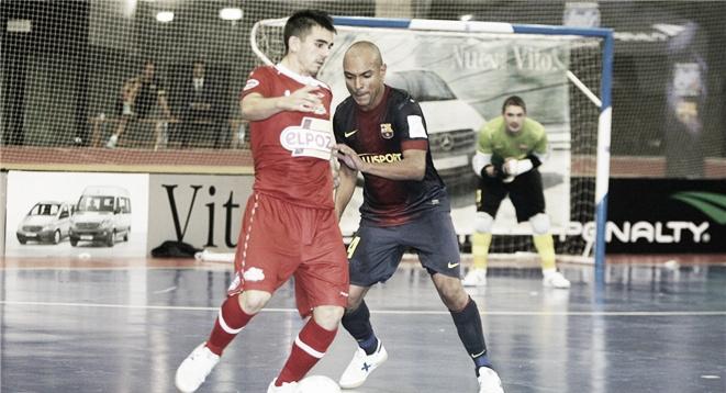 Análisis Jornada IV: FCB y ElPozo añoran la nostalgia