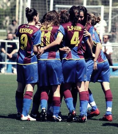Levante UD Femenino: la categoría más laureada