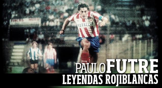 """Paulo Futre: """"La Copa del Rey del 92 tiene tanto significado como una Champions League"""""""