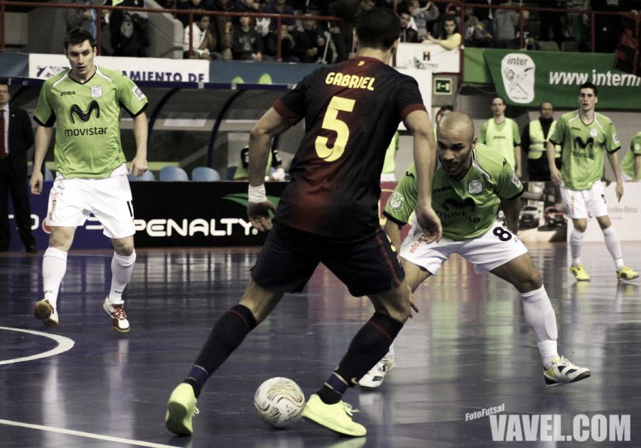 FC Barcelona Alusport - Inter Movistar: de nuevo, frente a frente