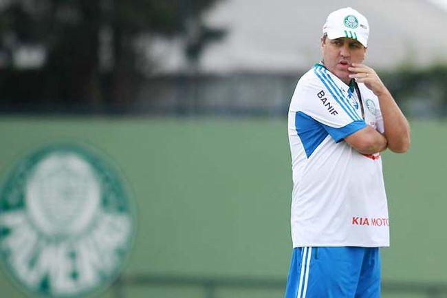 Gilson Kleina não revela, mas Palmeiras deve jogar na defesa diante do Santos