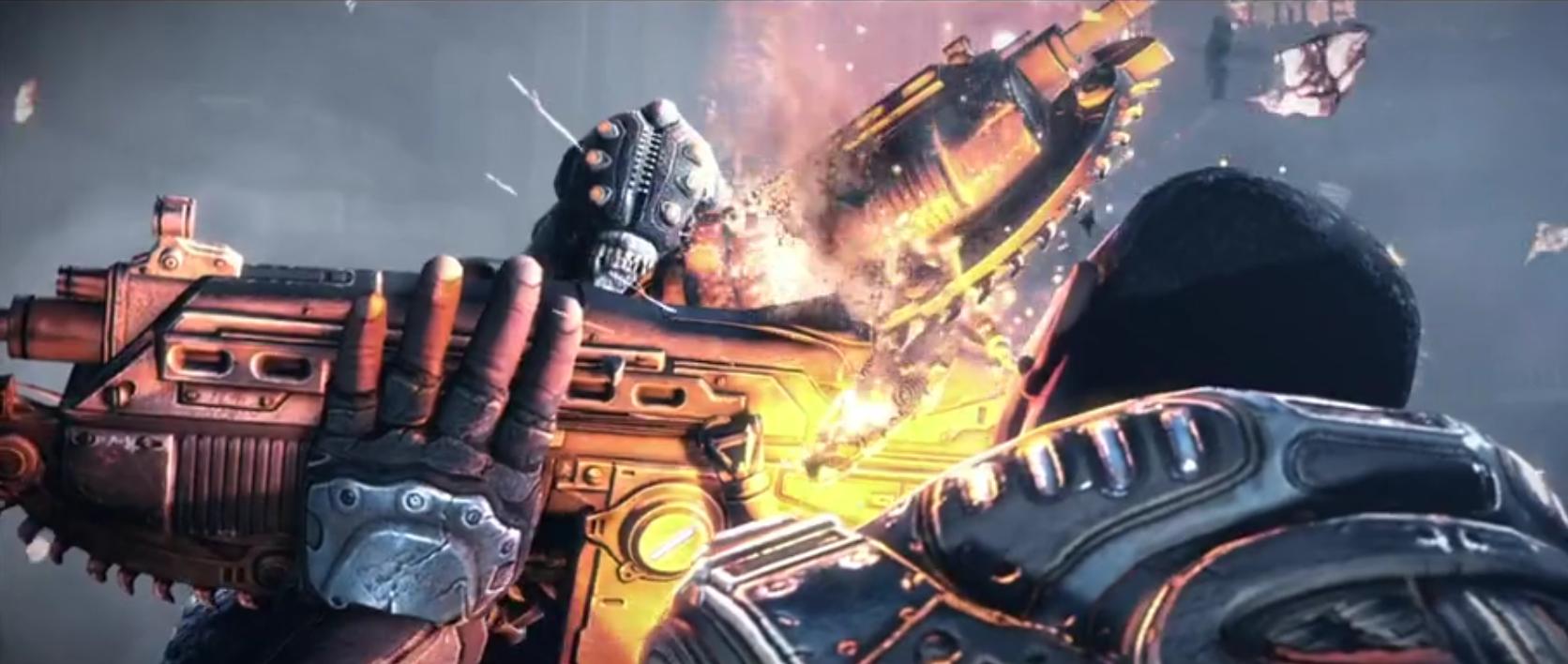 Gears of War: Judgment llegará a España el 22 de marzo