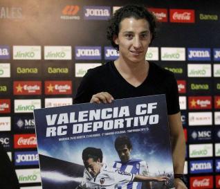 Valencia - Deportivo: en busca de la primera victoria en Mestalla