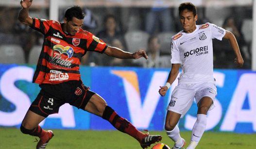 Com golaços, Santos vence e se classifica na Copa do Brasil