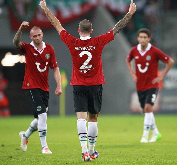 El Stuttgart y el Hannover 96, con paso firme hacia la Europa League